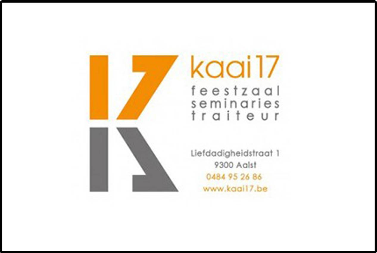 Kaai 17 evenementen