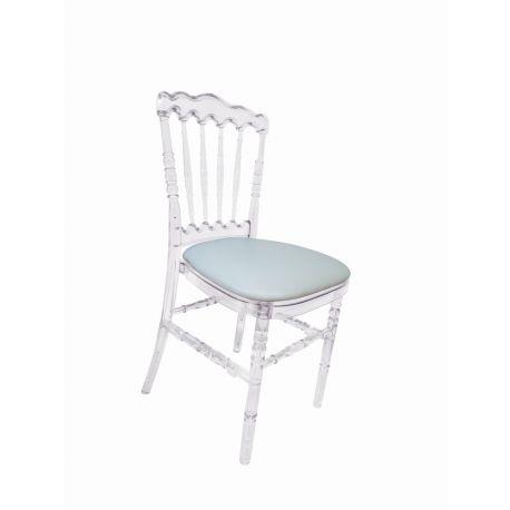 Chaise Napoléon Polycarbonate