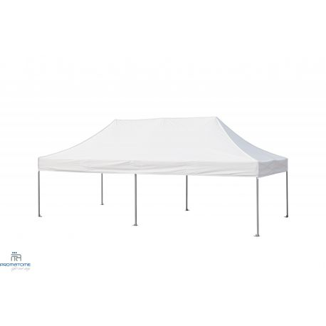 Plooitent Staal 3m x 6m