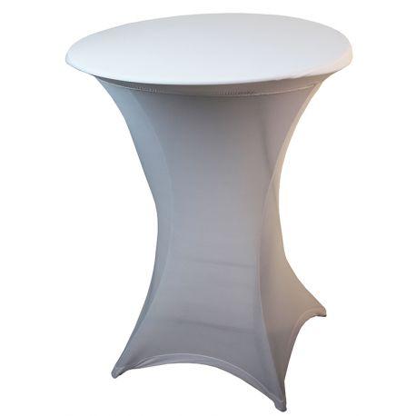 COMBO Table haute mange debout + housse