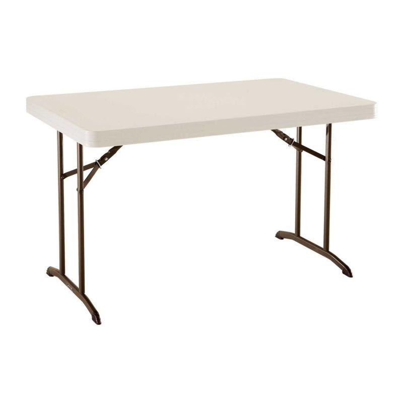Table pliante 122 x 76 x 74 cm