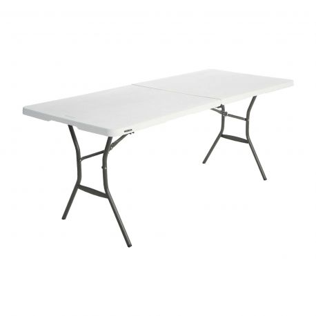 Table pliante 183 x 76 cm