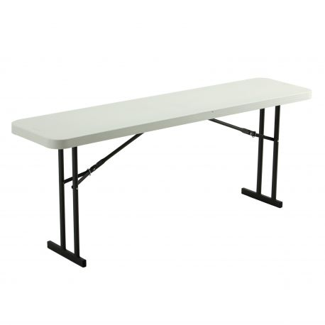 Table de réunion 183 x 45 cm