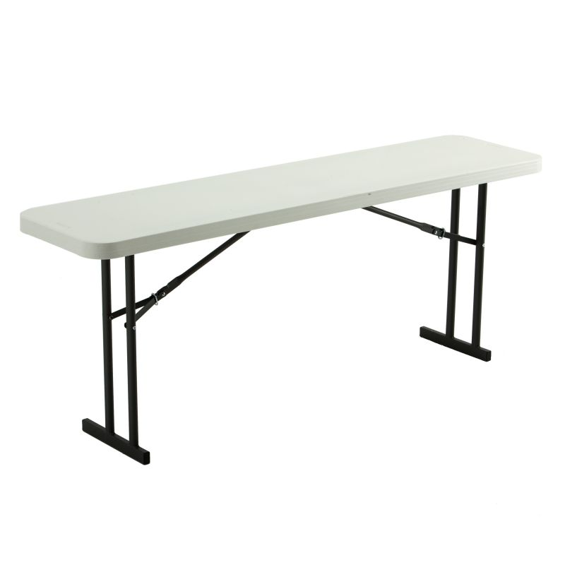 Table de réunion 183 x 46 cm