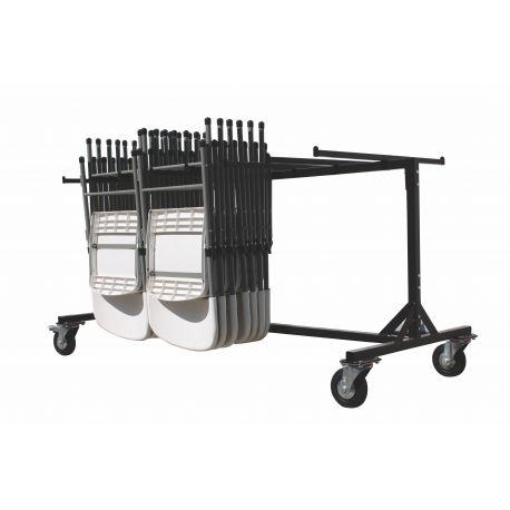 Chariot de chaises