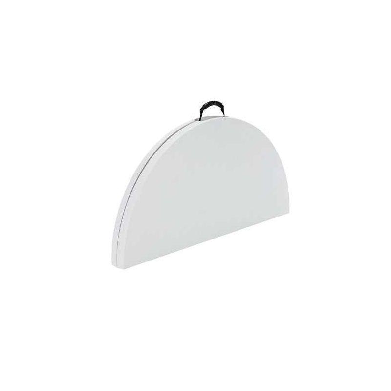 Table pliante ronde 122 cm