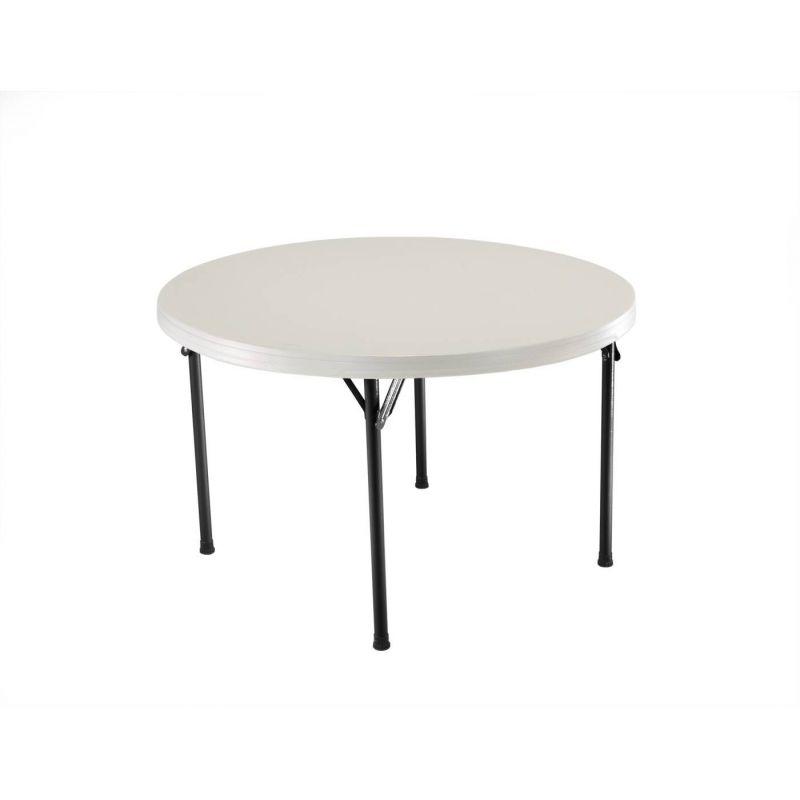 Table banquet ronde 122 cm
