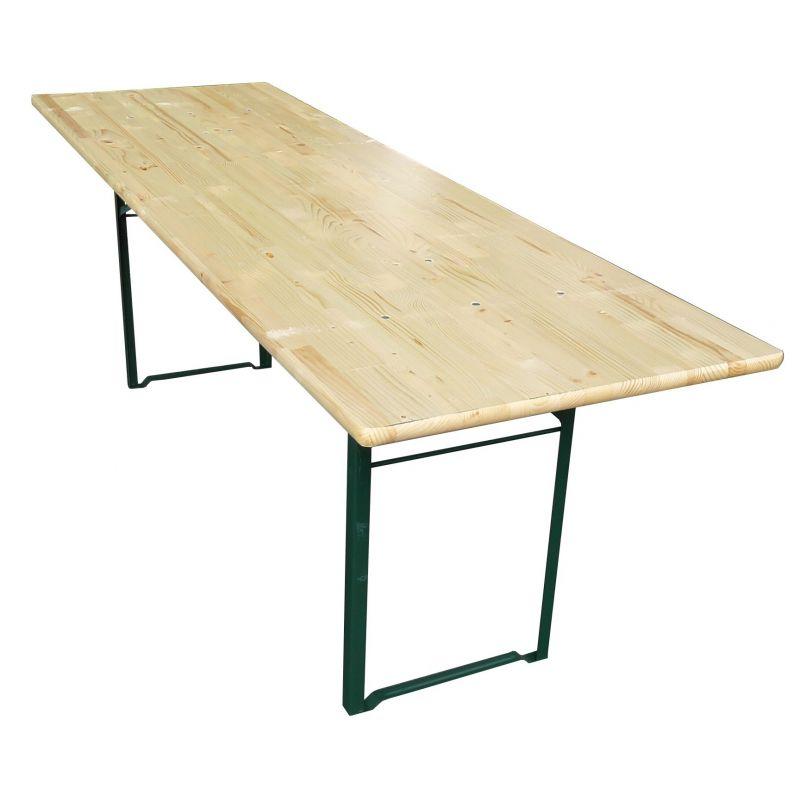 Table Brasserie 220 x 70 cm